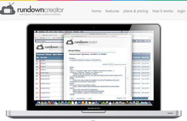 rundowncreator-screenshot-example