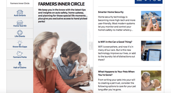 Farmers-insurance-audience-centric-content
