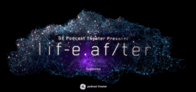 GE podcast theater