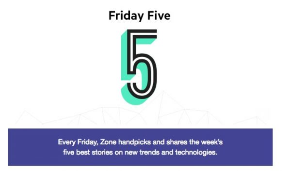 Friday-five-newsletter-Zone-digital