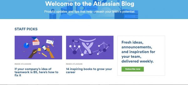 Atlassian-blog