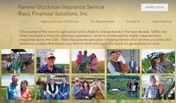 Farmer stockman insurance