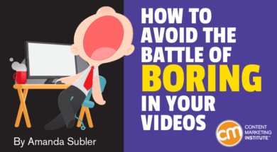 How to Avoid the Battle of Boring in Your Videos 1