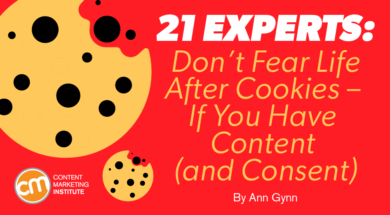 dont fear life after cookies content consent Twin Front