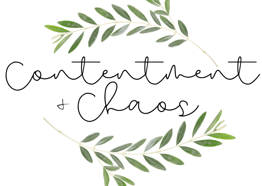 Contentment + Chaos