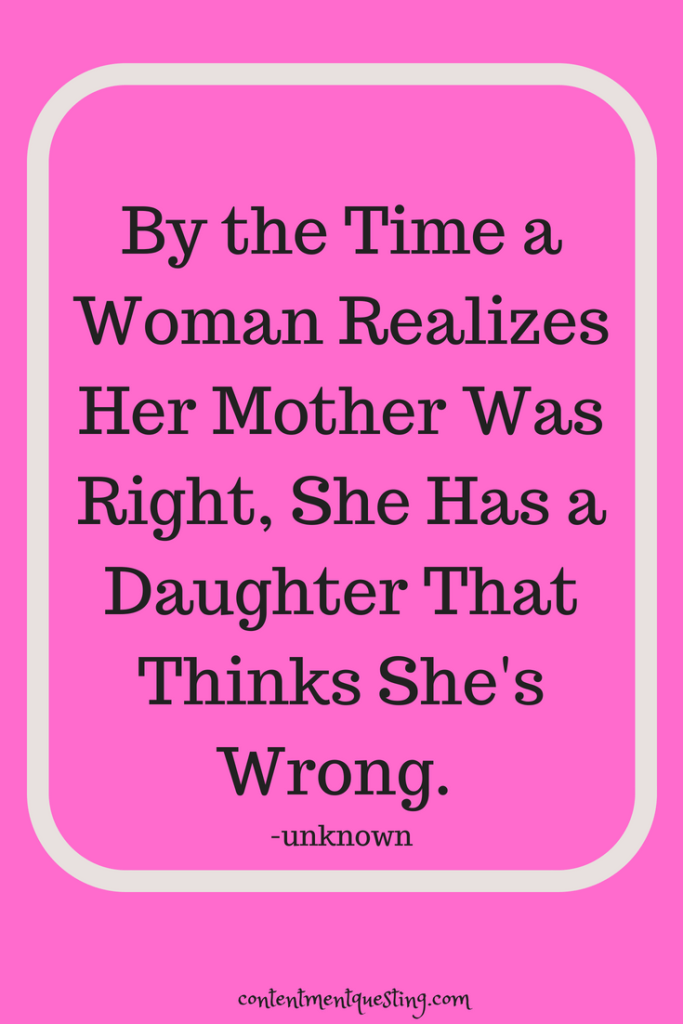 Mother's Day, Quote, Mother, Daughter, humor
