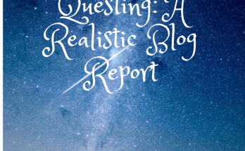 one month blog report, blogging