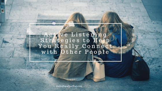 active listening, communication, connection, people