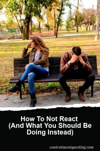 Learn To Respond and Not React When Mad Pin 1