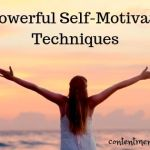 10 Powerful Self-Motivation Techniques
