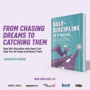self discipline in 6 weeks square image promo