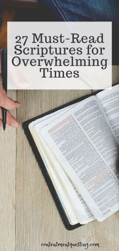 Bible verses for overwhelming times pin2 template 1