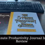 The 5 Minute Productivity Journal Review