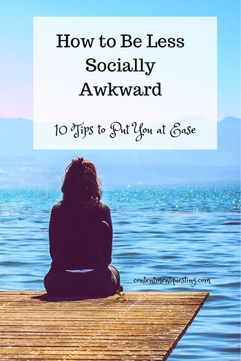 how to be less socially awkward pin 1 title