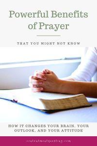 prayer title pin