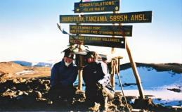 The Peak- Kilimanjaro