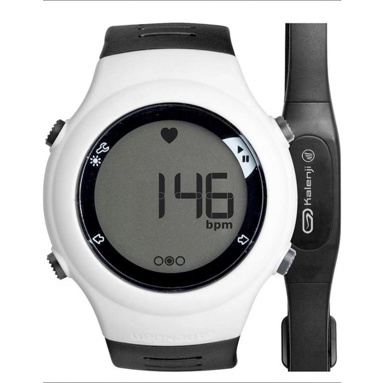 ONRHYTHM 110 Running Heart Rate Watch White