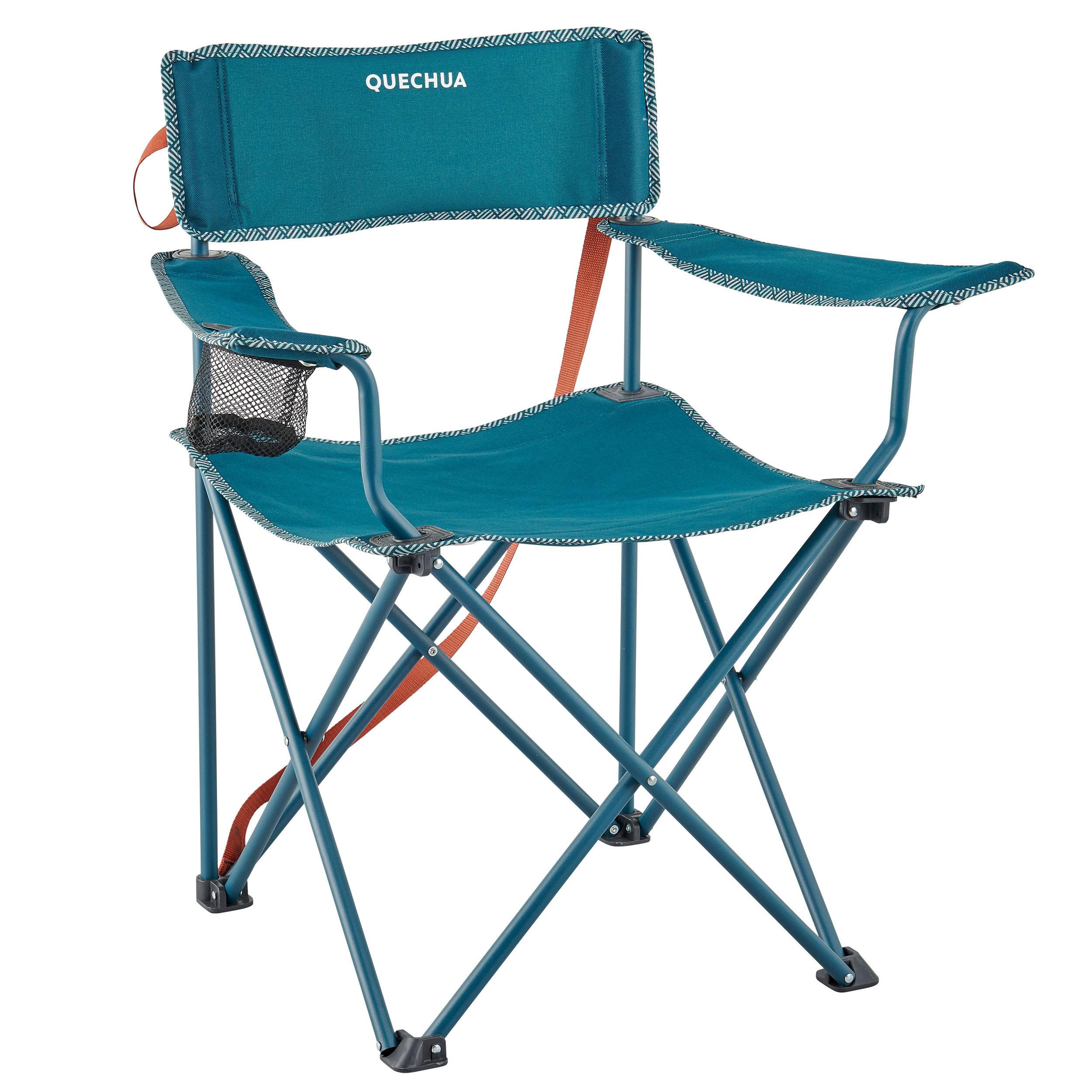 fauteuil pliant pour le camping