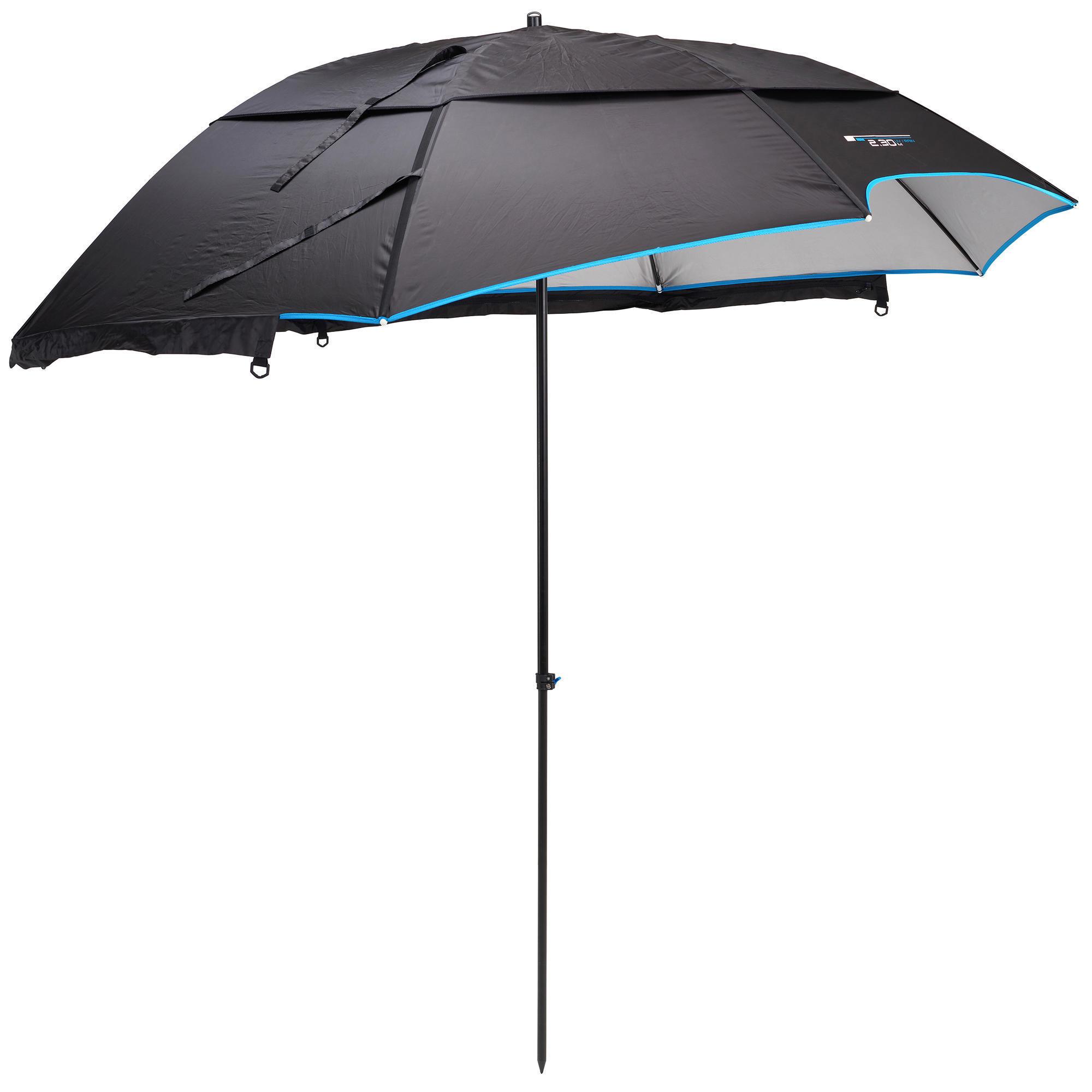 parapluie parasol de 2 3m de diametre pour la pratique de la peche pf u500 xl