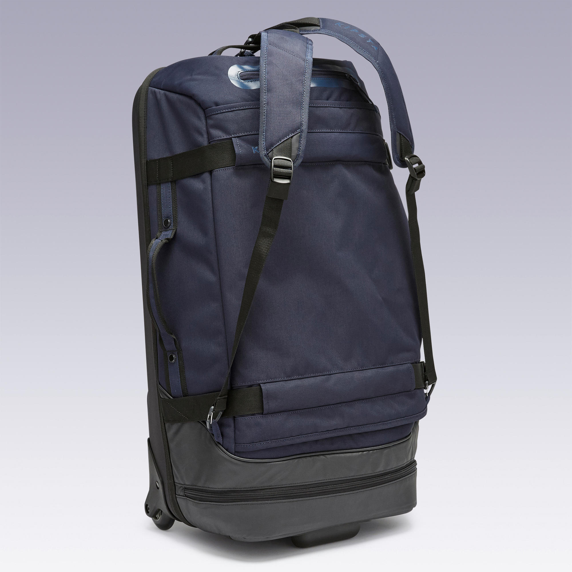 sac a roulettes trolley intensif 65 litres