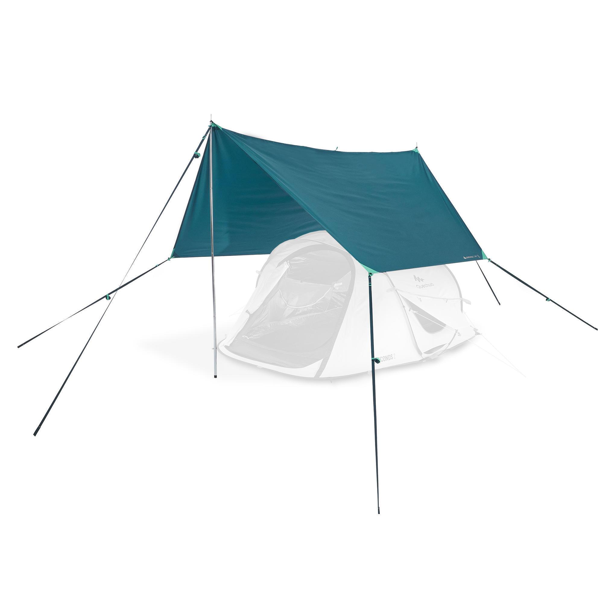 Tarps Et Paravent Camping Bivouac Decathlon