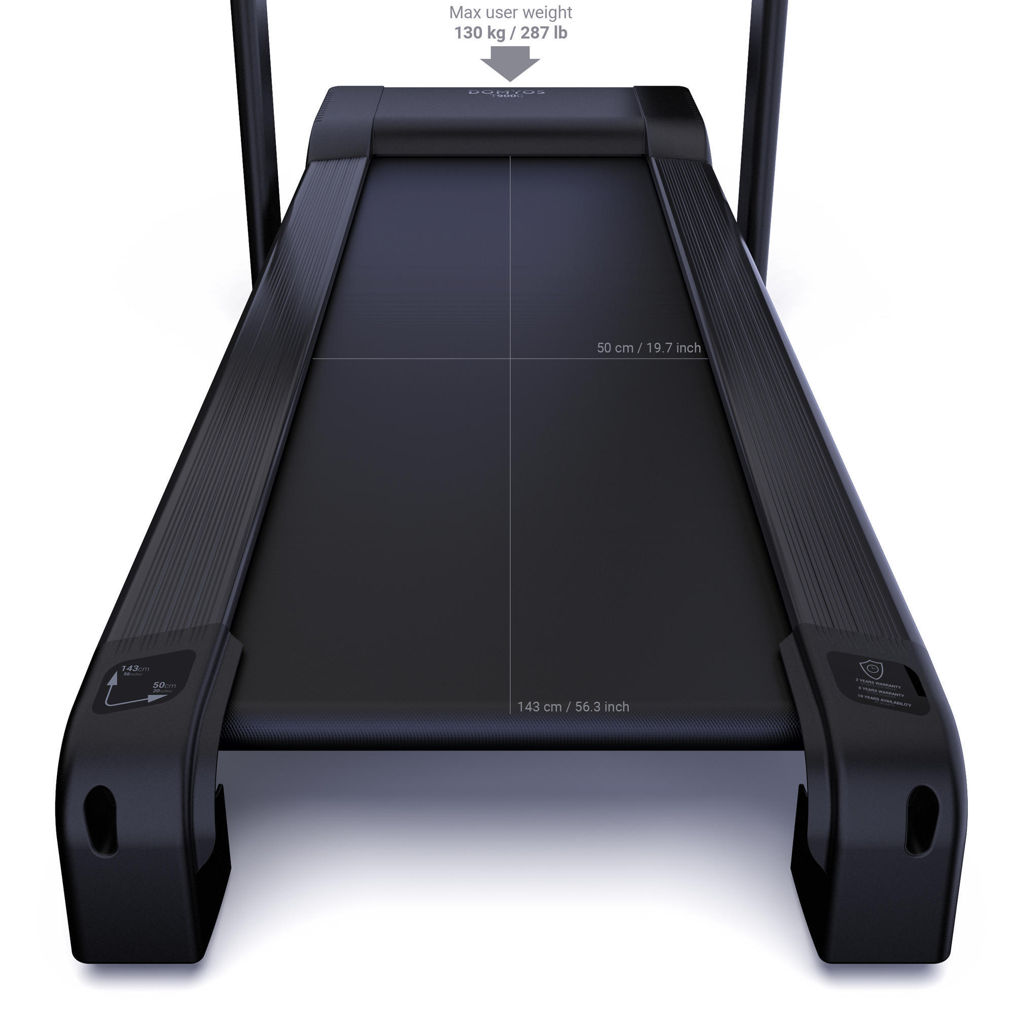 laufband t900b