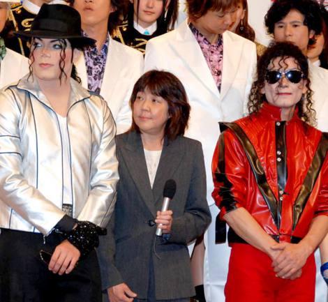 「マイケルのそっくりさん」の画像検索結果