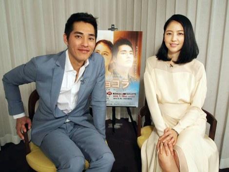 長澤まさみと共演した台湾俳優が男前すぎる 『ショコラ』日本版DVD発売