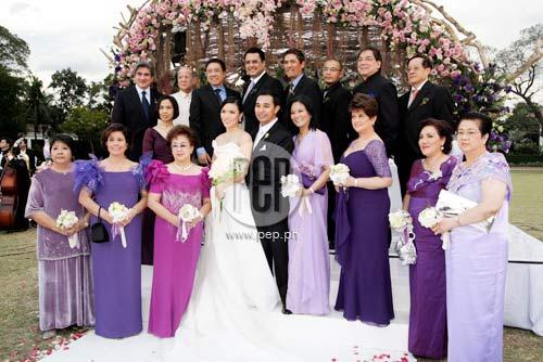 Philippines Principal Sponsors Wedding Dress_Wedding