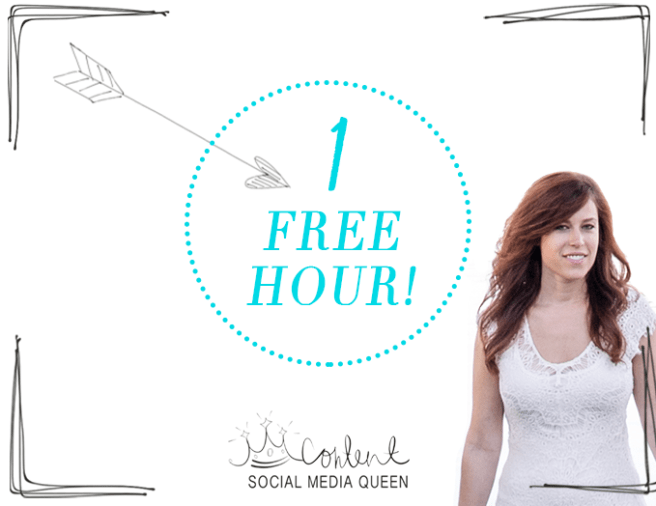 free services one hour social media