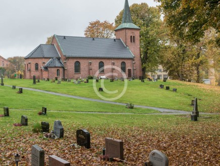Kirker i Halden