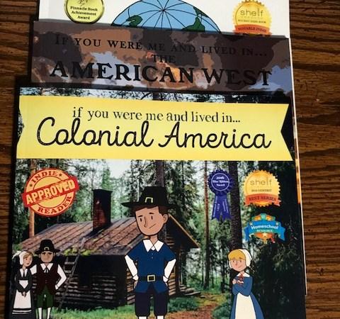 Carole P. Roman Children's Historical Books Review