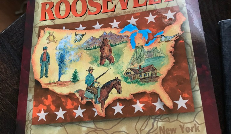 YWAM Publishing Theodore Roosevelt Book Review