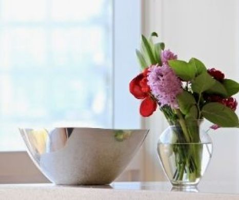 Fresh Flowers are excellent for your home decor