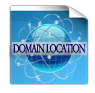 Domain Location determination Finder