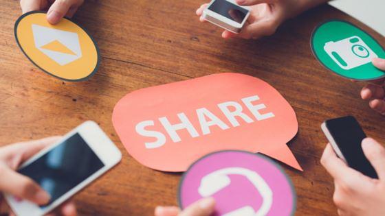 reseaux-sociaux-message