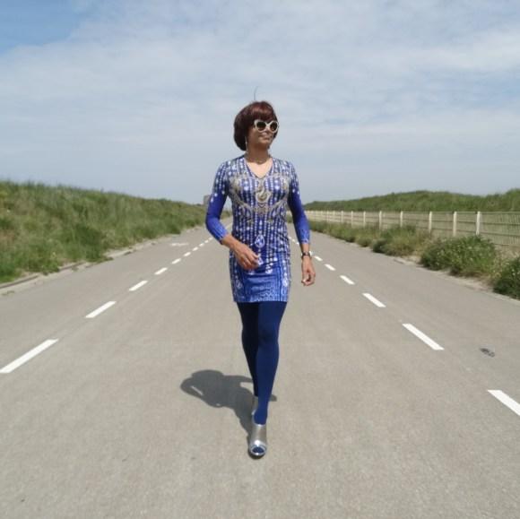 Just Cavalli in blue1