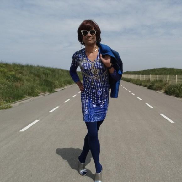 Just Cavalli in blue3