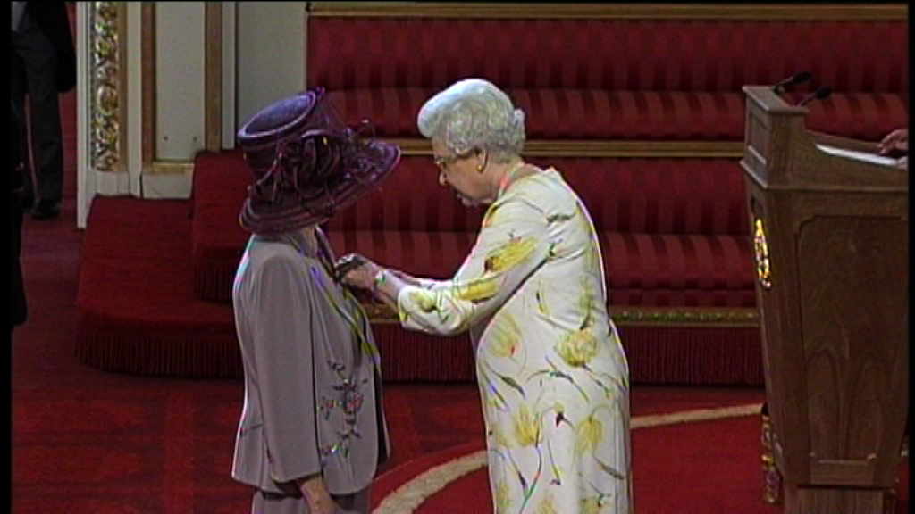 Receiving the MBE