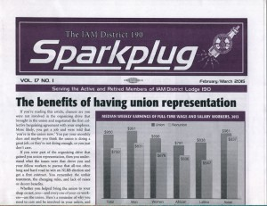 Honorable Mention: The Sparkplug