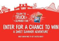 The Good Humor Sweet Summer Adventure Sweepstakes – Stand Chance To Win A Trip To A Six Flags Theme Park