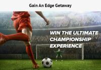 LifeVantage Gain an Edge Getaway Contest – Win Tickets Prize
