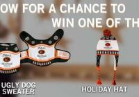 The Tito's Holiday 2018 Sweepstakes