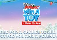 Disney Junior Win A Toy & Share The Joy Sweepstakes