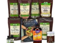 NOW Foods Clean Keto Lifestyle Sweepstakes