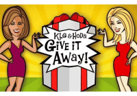 KLG And Hoda Giveaway - Enter To Win Five Prizes Of $1000