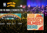 KEZI Wake Up And Win Joe Russos Almost Dead Contest - Stand To Win Two tickets