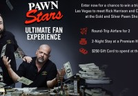 History Channel Pawn Stars Ultimate Fan Sweepstakes