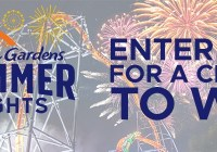 Busch Gardens Summer Nights Contest - Chance To Win Parking Pass And Meal Vouchers