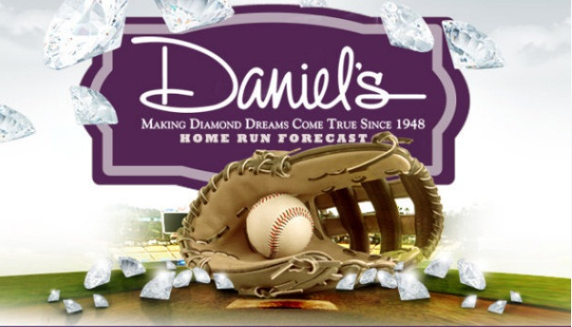 IHeartMedia AM 570 Daniel Jewelers Home Run Sweepstakes - Win Gift Cards .